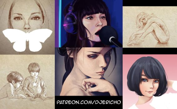 My Patreon by InkAme