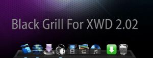 Black Grill For XWD 2.02 by Mr-Ragnarok