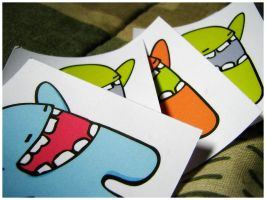 Stickers by NothingnessLives