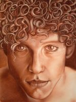 Antinous by arcitenens