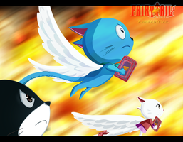 FairyTail  Fly Your Way Up by AJM-FairyTail