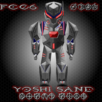 forerunner armor fc06 by YoshiSand