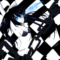 BLACK ROCK SHOOTER by rawdi-kun