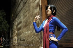 Carla Radames: Cosplay by CLeigh-Cosplay