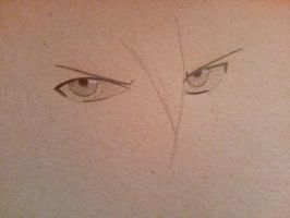 Angry eyes by Tifa666