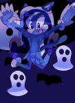 RQ:''fun with ghosts'' Phanty The Ghost Cat by quickfoxjumper