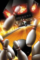 Bowling cover by JPRart