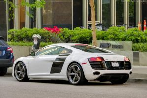 Classic R8 V10 by SeanTheCarSpotter