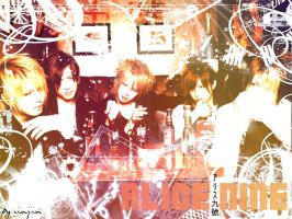 Alice Nine by rinjindesu
