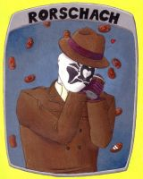 Rorschach and Beans by IrishRoulette