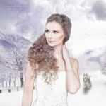 Winter bride by sebikcz