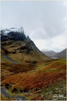 scottish Highlands by brijome