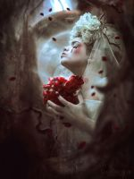Bleeding Heart by clair0bscur