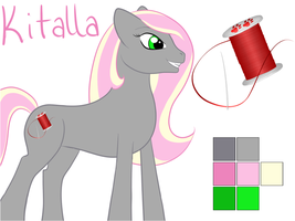 Kitalla Refrence by firegoddess2148