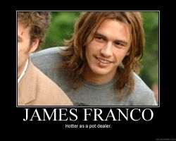 James Franco vs. Saul Silver by obscureSHOWTIME