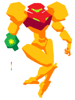Minimal Samus by unusable