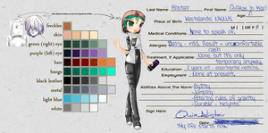 Meet: Quia Alistair by KristieConspiracy
