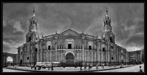 Plaza de Arequipa by CashMcL
