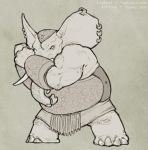 Lephant by LhuneArt