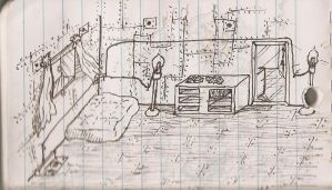 Concept Art - Amayas room by Silverthe-Dragon