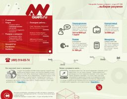 AWEB - web site redesign by ult1mate