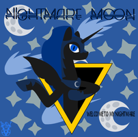 Welcome to my nightmare (moon) by MrVillan