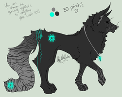 Canine Adoptable 5: CLOSED by MissyAdopts