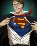 Clark Kent's Yogurt Night by doubleleaf