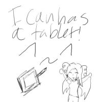I Haz a Tablet by Ms-Silver