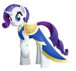 Rarity by Pawpr1nt