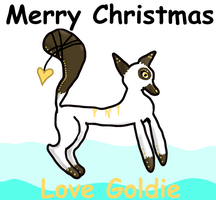Merry Christmas Colts! by Goldie-Chan