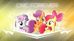 CMC Forever! by BrainlessPoop