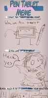 pen tablet meme by nene7980