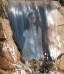 The soul of waterfall by Poppea