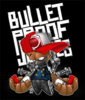 Bullet Proof Junkie by KrazyKut