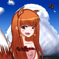 Spice and Wolf by Kawaii-Chiyo-san