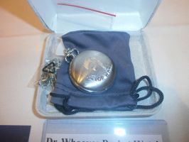 EquestriaLA: Doctor Whooves Pocket Watch by CrucifyTheWolf