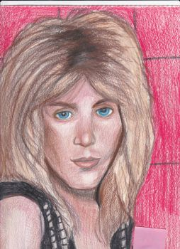 Randy Rhoads by arthands
