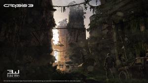 Crysis 3 Concept Art by duelx24