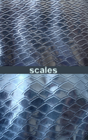 Scales pack by Comacold-stock