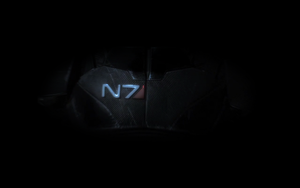 Mass Effect 3 N7 1280x900 by lukemat