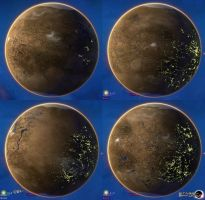 Stars in Shadow: Ashdar Homeworld by AriochIV