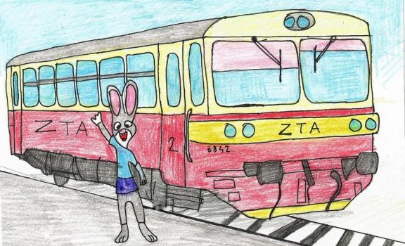 What if- Zootropolis Express by Hamster56