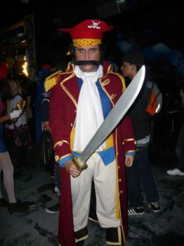 Gol D. Roger Cosplay by Alterax