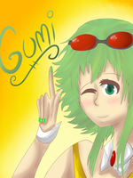 Gumi. by XSimplySater