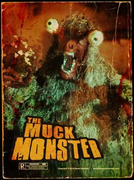 MUCK MONSTER by Hartman by sideshowmonkey