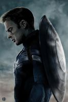 Captain America: The Winter Soldier by TheRiki