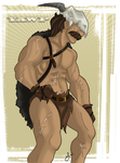 The Barbarian by Disdainful-Loni