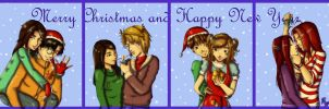 Merry Christmas dears by shafry