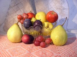 Fruit Composition 21 by SanStock